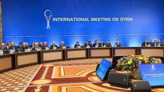 16. Astana görüşmeleri Kazakistan'da yapılacak