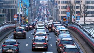 Belçika'daki 600 bin araç yıl başı itibarıyla başkente giremeyecek