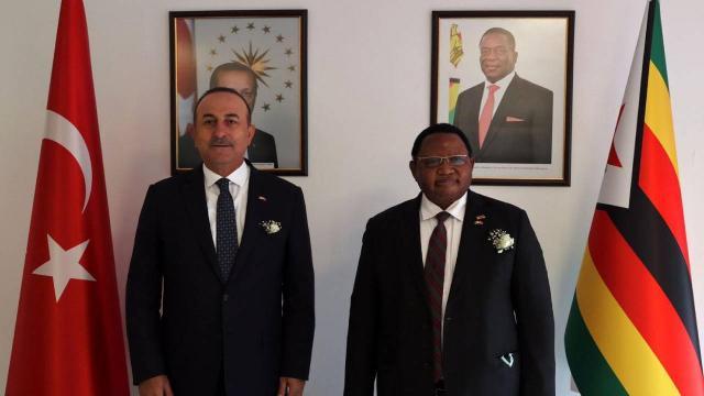 Bakan Çavuşoğlu: Türkiye-Afrika Birliği Ortaklık Zirvesini eylülde gerçekleştirmek istiyoruz