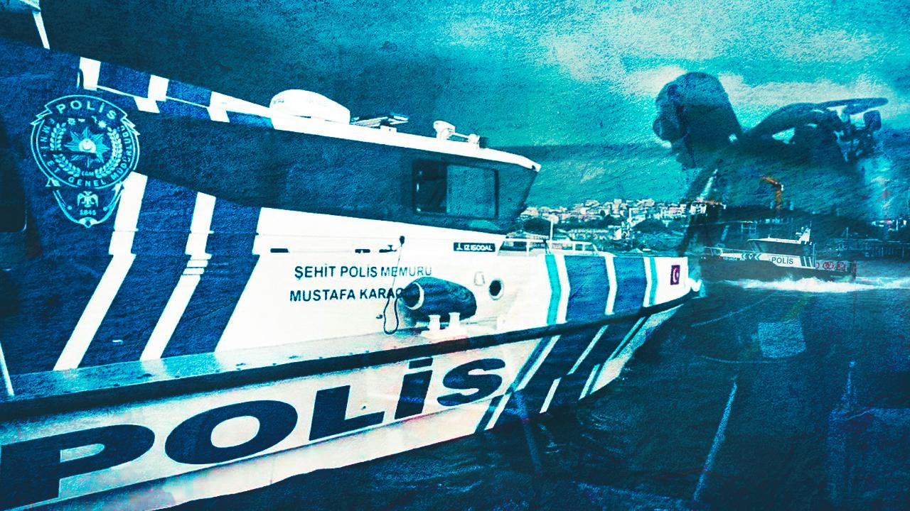 Boğaz'da asayiş onların işi: Deniz polisleri