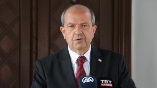 KKTC Cumhurbaşkanı Tatar: Başbakan, göreve devam etmek istemediğini söyledi