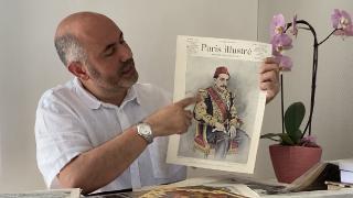 15 yıldır Fransızca belge topluyor