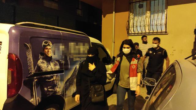 3 ilde DEAŞ operasyonu: 32 gözaltı