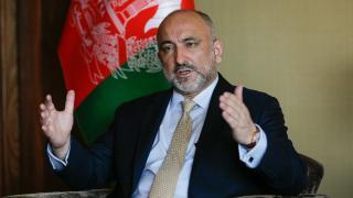 Afganistan Dışişleri Bakanı Atmar, Taliban'ın saldırılarını artırdığını söyledi