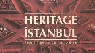 Avrupa'nın en büyük müzecilik fuarlarından 'Heritage İstanbul' açıldı