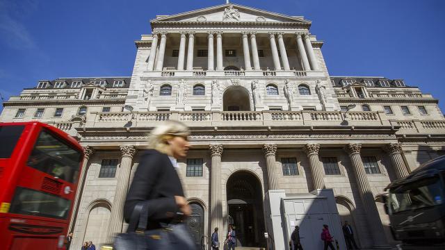 İngiltere Merkez Bankasından faiz kararı