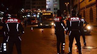 İstanbul'da asayiş uygulaması: 61 şüpheli yakalandı