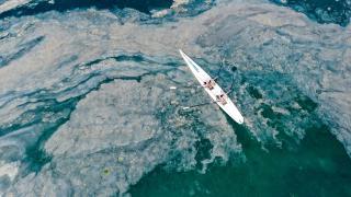 Marmara'da toplanan müsilaj miktarı 6 bin metreküpü geçti