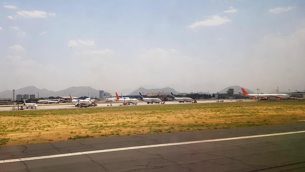 Kabil Havalimanı için ABD'li heyet gelecek