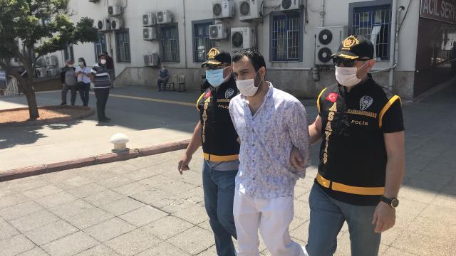 Kahramanmaraşta hakkında 35 yıl kesinleşmiş hapis cezası bulunan hükümlü yakalandı
