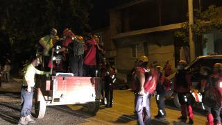 Bursa'da kayıp kişiyi bulmak için ekipler seferber oldu
