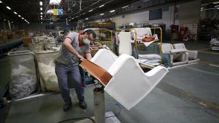 Mobilya kentinden 800 milyon dolarlık ihracat hedefi