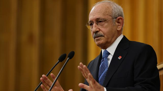Cumhurbaşkanı Erdoğandan Kılıçdaroğluna dava
