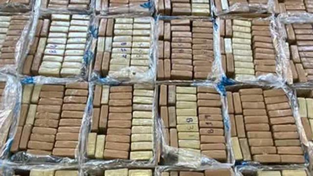 İtalya ve Hollandada 7 tonun üzerinde uyuşturucu ele geçirildi