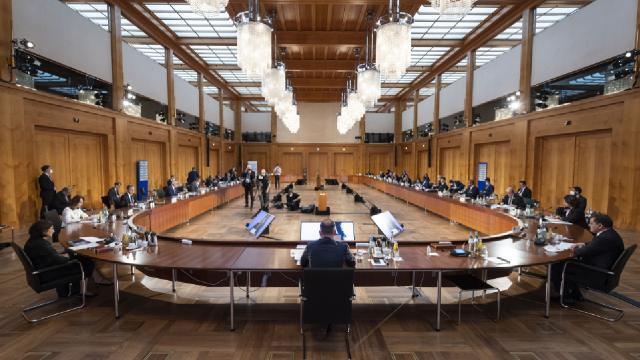 Almanya Dışişleri Bakanı: Bugün barış ve istikrar çabalarında yeni bir aşama başladı