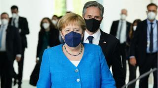 Merkel: Libya halkının, gelecekleri hakkında kendilerinin karar vermesini istiyoruz