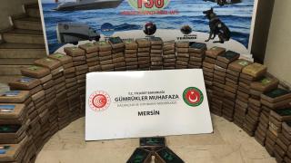 Bakan Muş: Mersin Limanı'nda 463 kilogram kokain ele geçirildi
