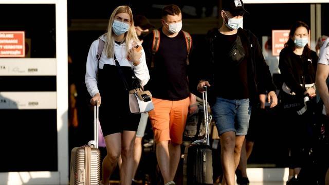 Rus turistler Antalyada: Beklenti geçen yıldan yüksek