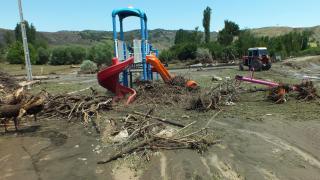 Yozgat'ta ekili arazilerde 'sağanak' zararı