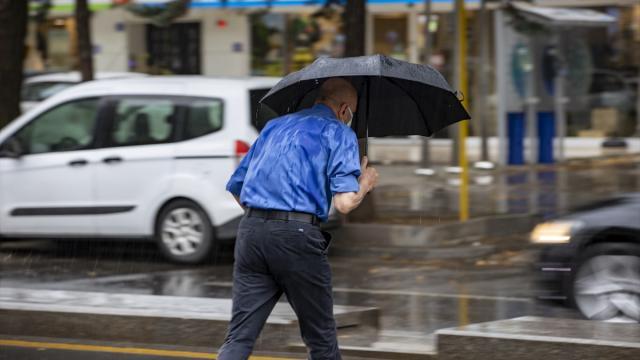 Meteoroloji uyardı: Karadenizde 3 ilde kuvvetli yağış bekleniyor