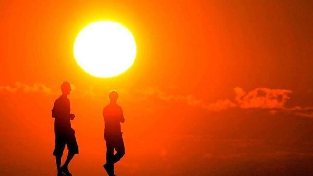 ABDde hava sıcaklıkları tüm zamanların rekorunu kırdı
