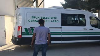 Siirt'te otomobil şarampole devrildi: 2 ölü, 1 yaralı