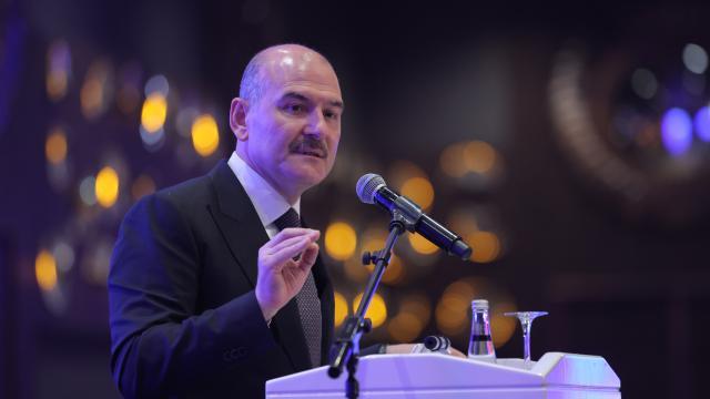 Bakan Soylu: Emniyet ve MİTte siyasi cinayetler istihbaratı yok