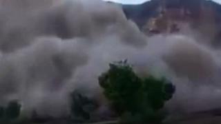 Pakistan'da toprak kayması: 3 ölü