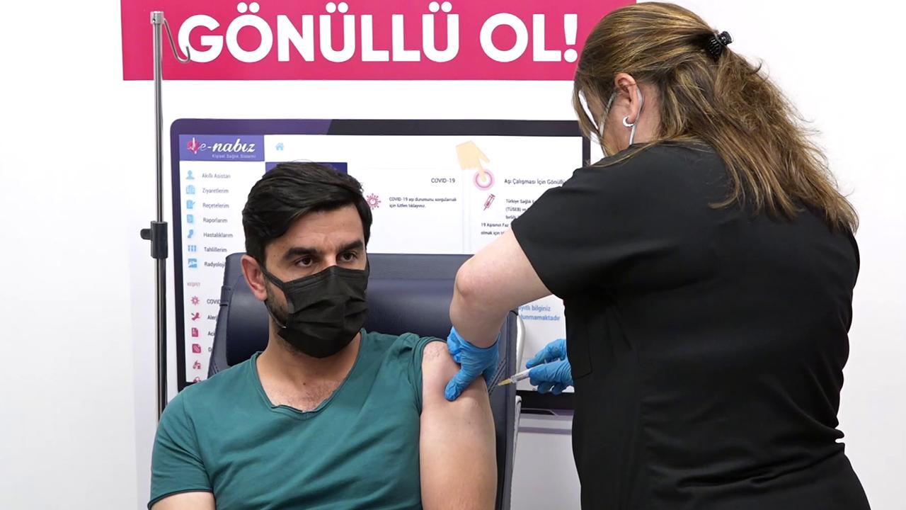 Yerli aşı 3. fazda: Adı TURKOVAC