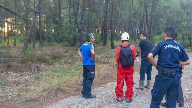 Antalyada gezintiye çıktıkları Kurşunlu Şelalesinde kaybolan iki Alman turistten biri bulundu diğeri aranıyor