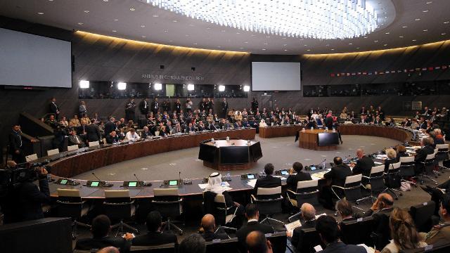 DEAŞla mücadele Uluslararası Koalisyon Romada toplanacak