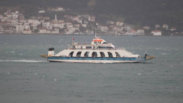 Bozcaadaya deniz otobüsü seferleri başlıyor