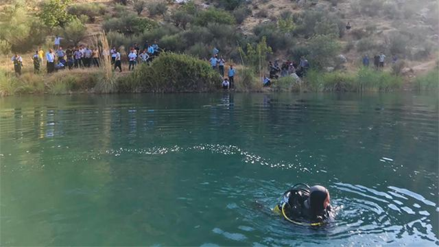 Fırat Nehrine düşen genç hayatını kaybetti