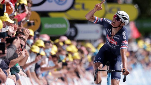 Fransa Bisiklet Turunda ikinci etap geçildi
