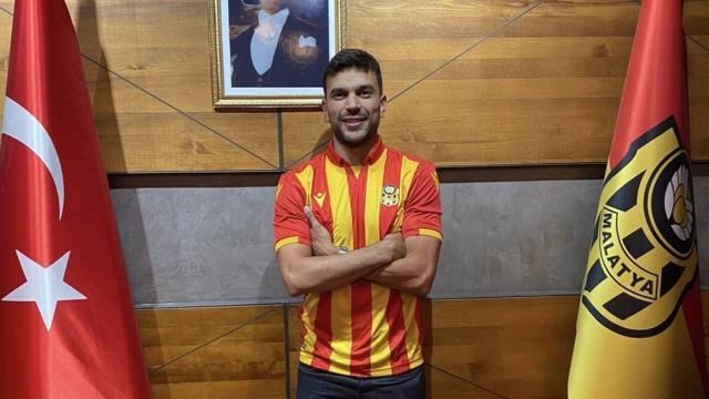 Yeni Malatyaspor, Oussama Haddadiyi renklerine bağladı