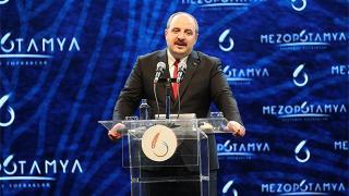 Bakan Varank: Mezopotamya'yı insanların zihnine kazımak istiyoruz