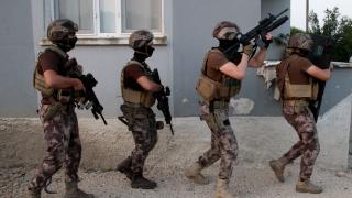 Kahramanmaraş'ta uyuşturucu operasyonunda 10 şüpheli yakalandı