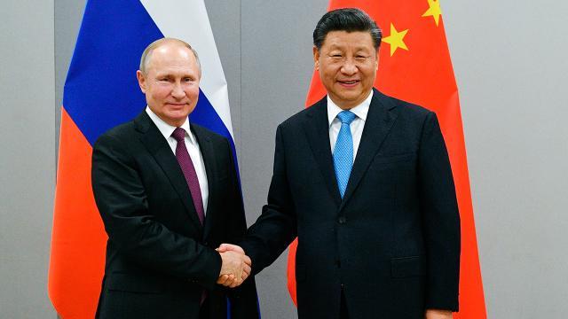 Putin ile Şi Cinping görüştü: İş birliği anlaşması uzatıldı
