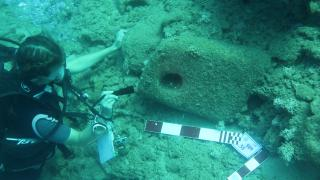 Akdeniz'in derinliklerindeki tarihe ışık tutuyorlar