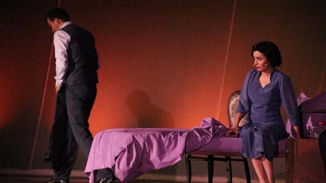 11. Antalya Uluslararası Tiyatro Festivali devam ediyor