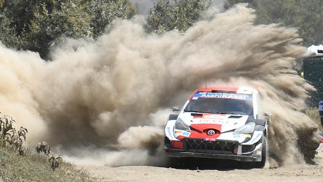 WRCye 2026ya kadar Kenya ev sahipliği yapacak