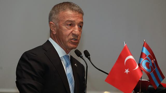 Ahmet Ağaoğlu: Taraftarlarımız hak ettiği mutluluğu yaşayacak