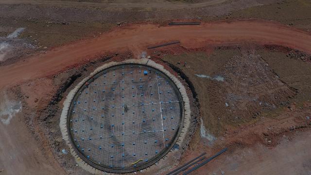Kayseride biyogaz tesisinin 1,5 megavatlık bölümünde elektrik üretimi başladı