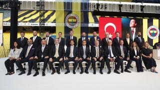 Fenerbahçe yönetiminde görev dağılımı yapıldı