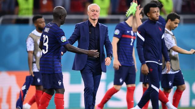 """Fransanın elenmesi ülke basınına """"hayal kırıklığı"""" olarak yansıdı"""