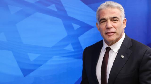 """İsrail Dışişleri Bakanı Lapid, """"normalleşme"""" sonrası Fasa gitti"""