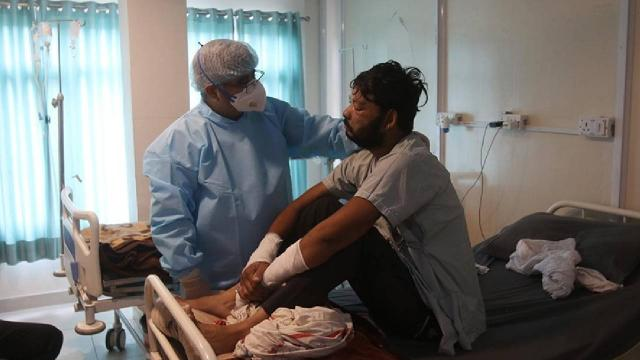 Hindistanda tespit edilen kara mantar vakası sayısı 40 bini aştı