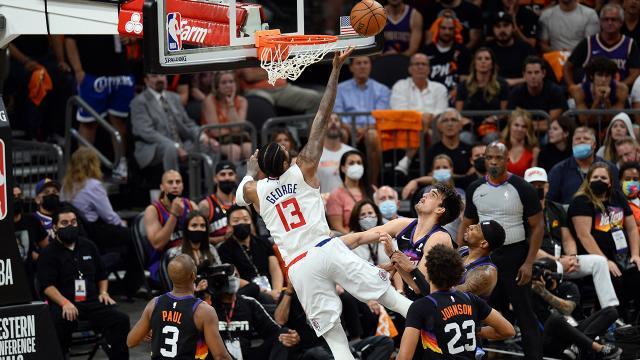 Clippers, NBA Batı Konferansı finalini 6. maça taşıdı