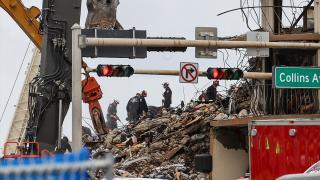 Miami'de çöken binada arama çalışmaları bitti: 1 kişi hala kayıp