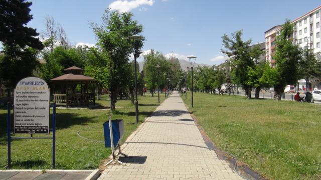 Tatvanda 65 dönümlük alana Millet Bahçesi kurulacak
